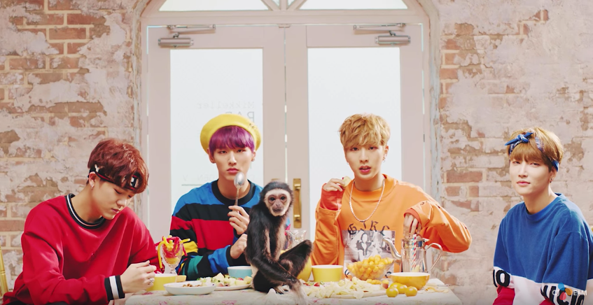 """Watch: B.I.G Gets Funky With New Music Video For """"1.2.3"""""""
