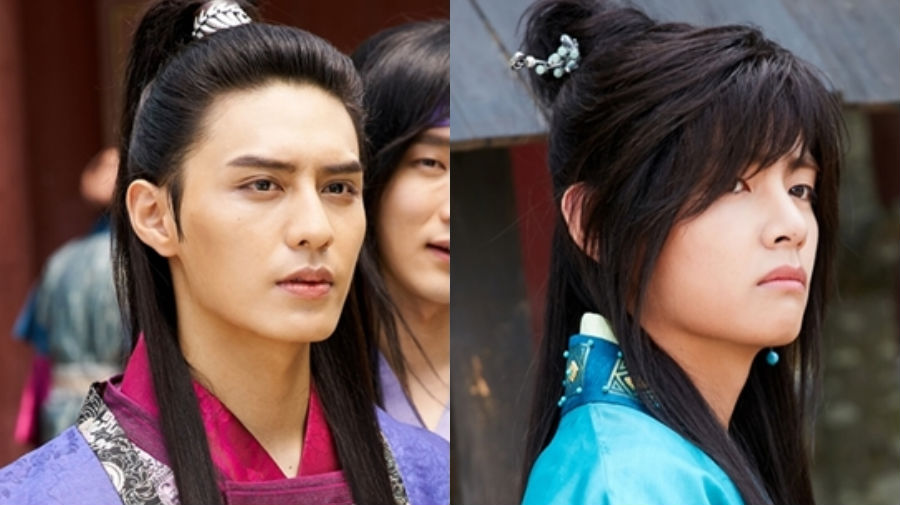 """Actor Do Ji Han Praises BTS's V For His Work Attitude And Acting In """"Hwarang"""""""