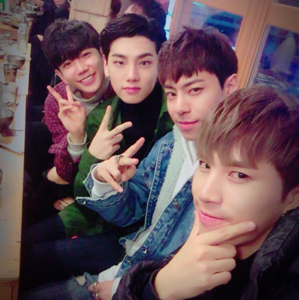 HIGH4's Sunggu Reportedly Leaving The Group, Agency Responds