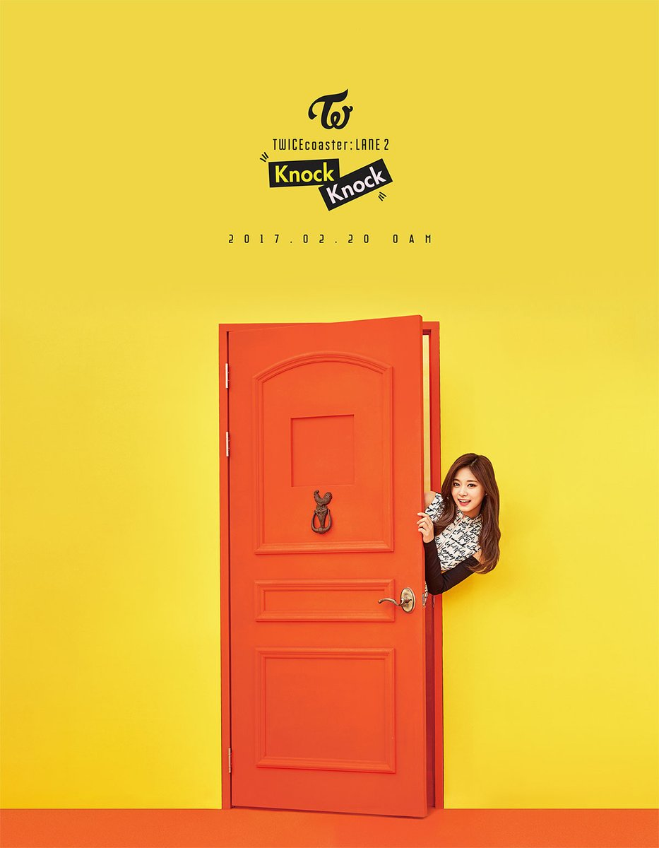 "TWICE Reveals First Individual Teasers For ""Knock Knock"""