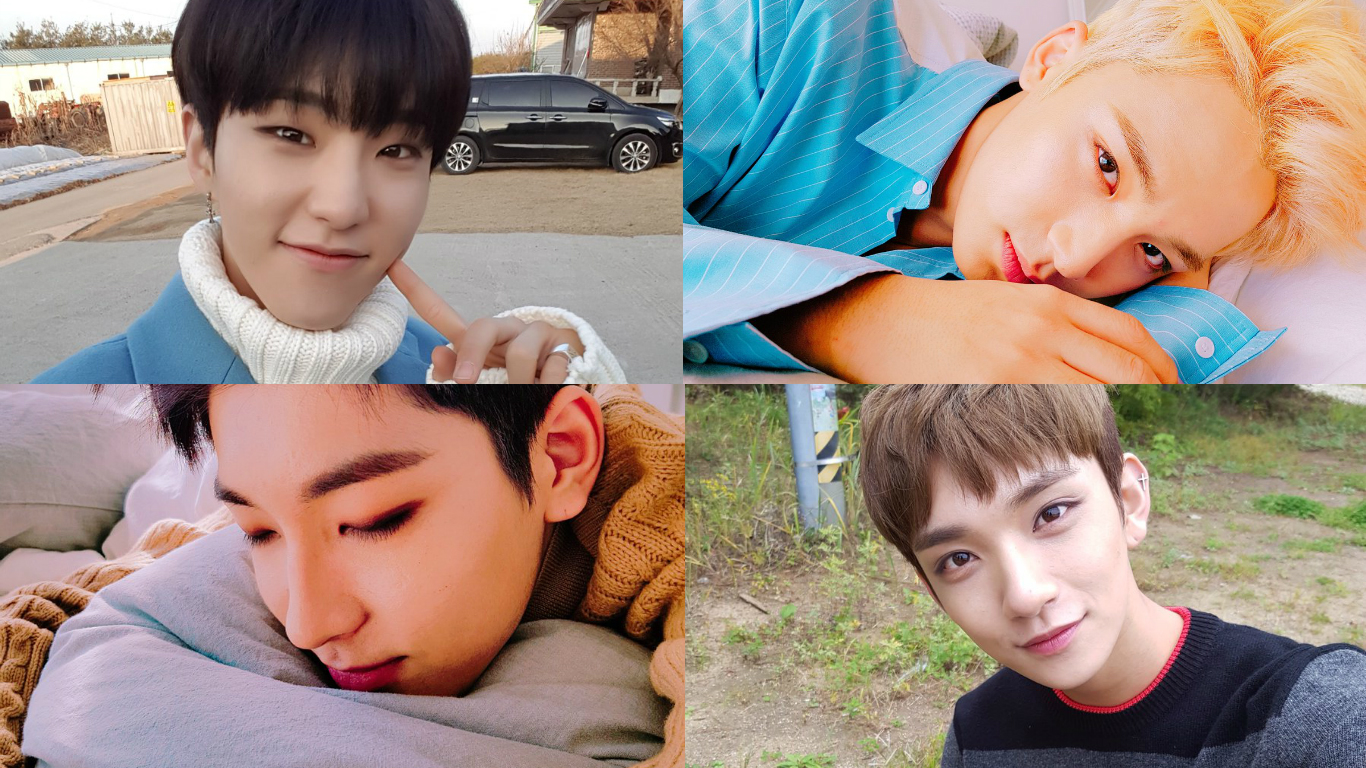 SEVENTEEN Celebrates 1st Anniversary Of Fan Club With Sweet Photos