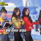 """Watch: Red Velvet Tempts """"Running Man"""" Cast Members Away From Their Mission"""