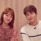 "Watch: Lee Sung Kyung And Park Hyung Sik Sing Their Korean Take On ""True Colors"" Live"