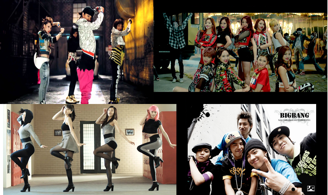 10 Of The Best K-Pop Debut Songs Of All Time