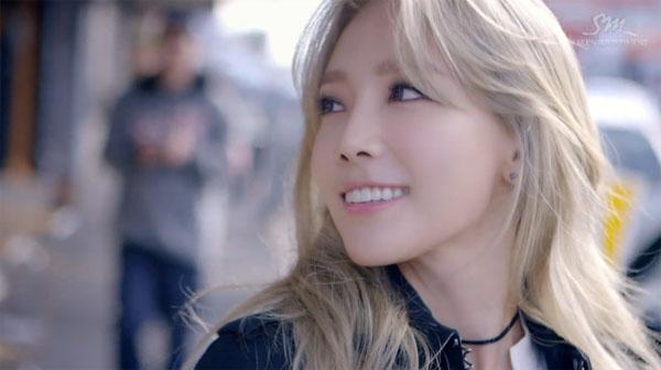 "Taeyeon Thanks Fans For 100 Million Views On ""I"""