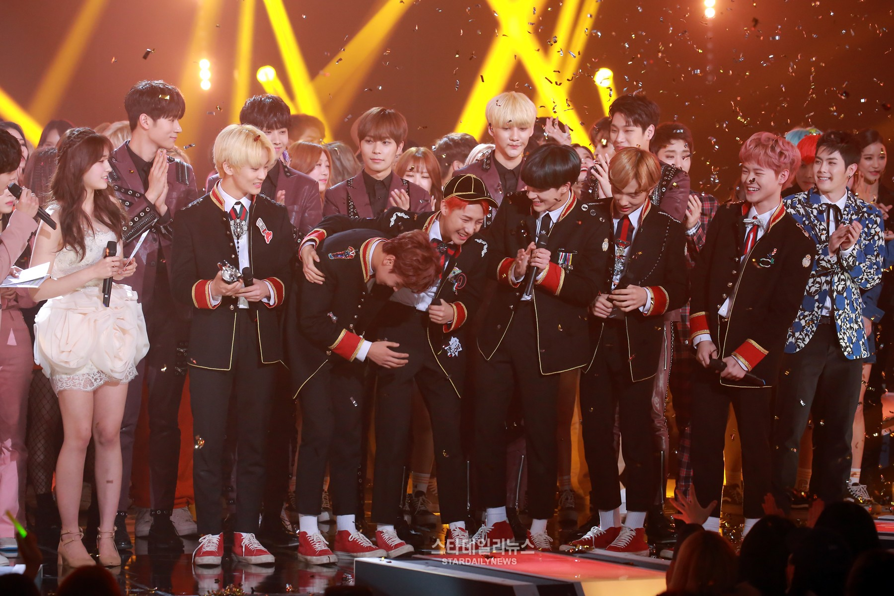"""Watch: NCT Dream Takes 1st Ever Win With """"My First And Last"""" On """"The Show,"""" Performances By NCT 127, SF9, And More"""