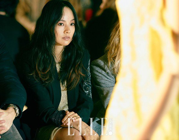 Lee Hyori Makes A Star-Studded Appearance At New York Fashion Week