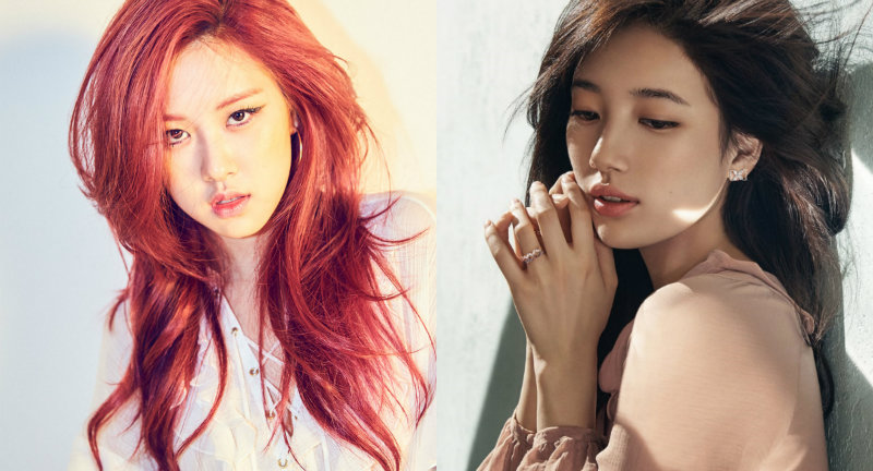 QUIZ: Which Female K-Pop Idol Will Be Your Date For Valentine's Day?