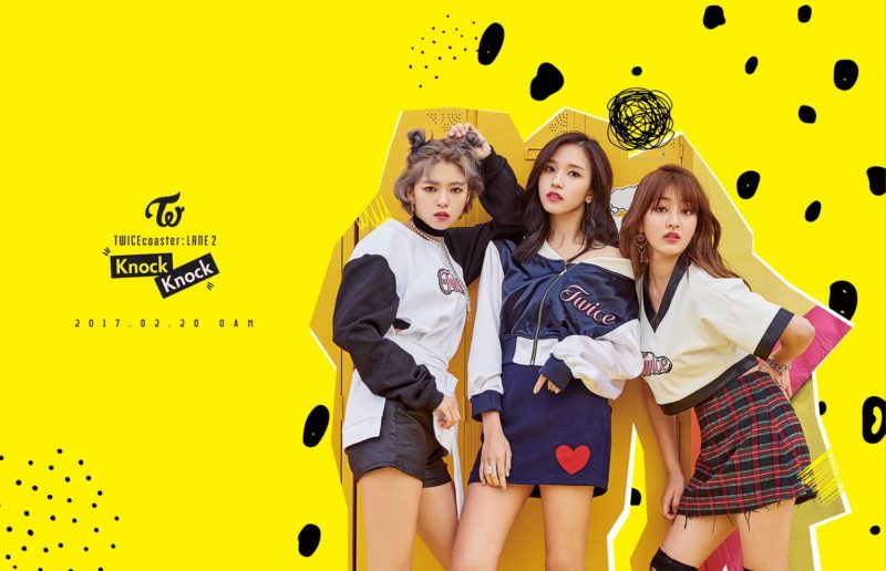 "Update: TWICE Reveals New ""Knock Knock"" Teaser Photos For Jeongyeon, Mina, And Jihyo"