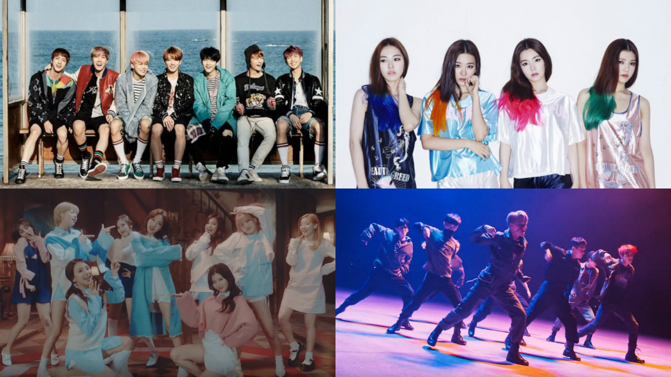 Korean Music Charts Will No Longer Support Midnight Music Releases