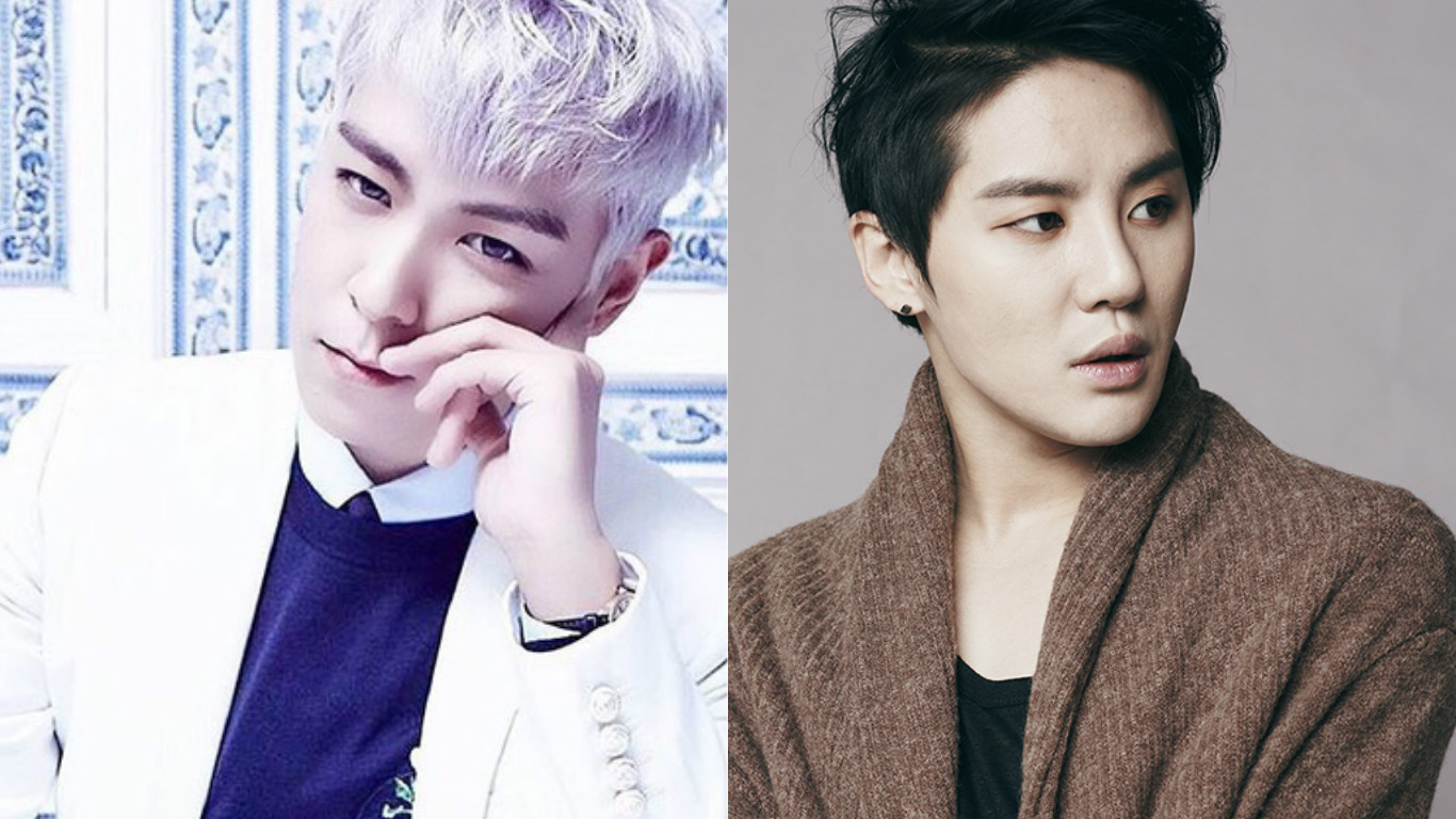 BIGBANG's T.O.P And JYJ's Kim Junsu Finish Training, To Leave For Respective Assignments
