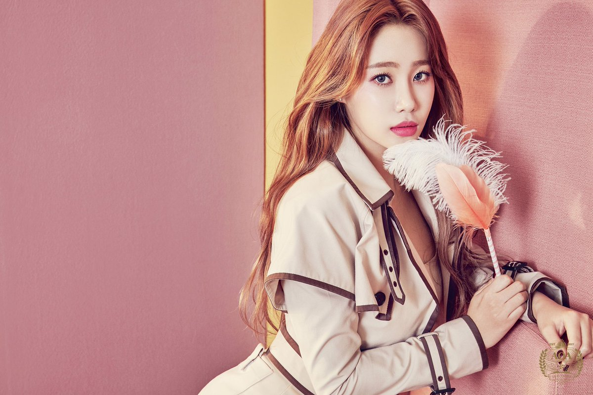 Fnc Entertainment Provides Update On Aoa S Yuna And Her Ankle Injury Soompi