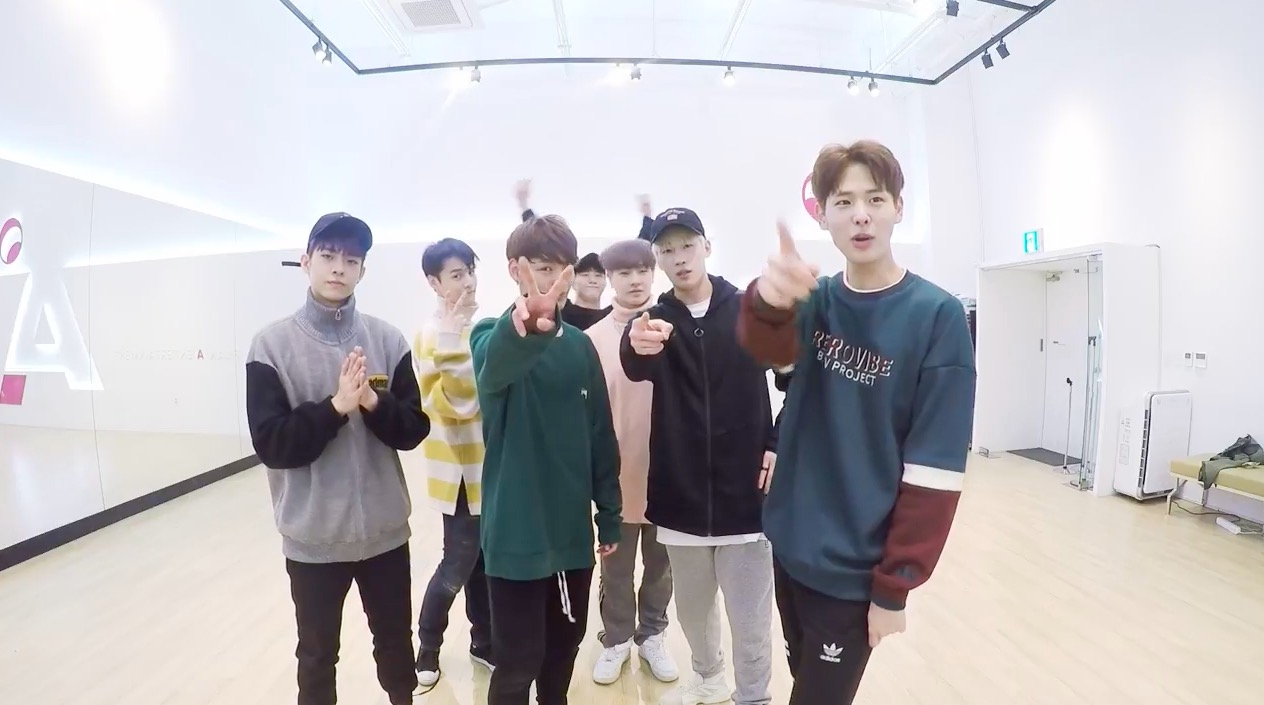 "Watch: VICTON Celebrates 100 Days Since Debut With Fun Dance Practice Video For ""The Chemistry"""
