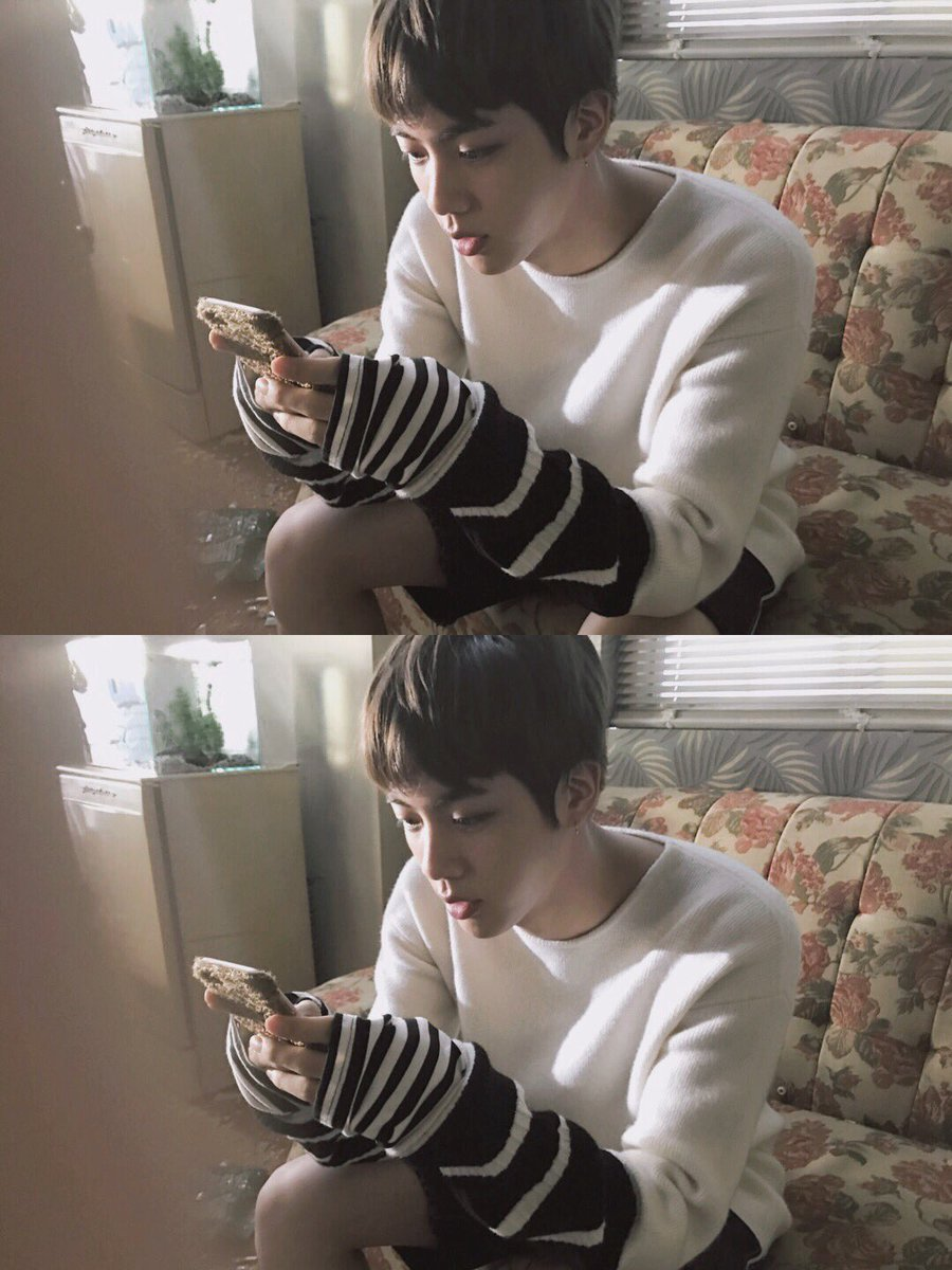bts jin spring day rap monsters photos 3