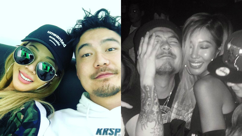 Jessi's Agency Responds To Dating Rumors With Dumbfoundead