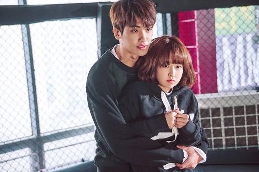 Park Hyung Sik Park Bo Young