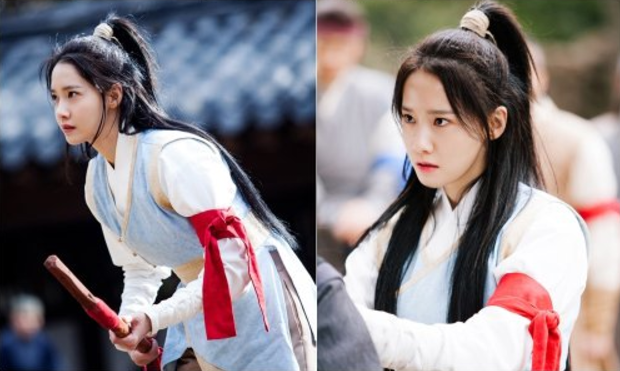 """Girls' Generation's YoonA Is A Charismatic Girl Crush In Latest Stills For """"The King Loves"""""""
