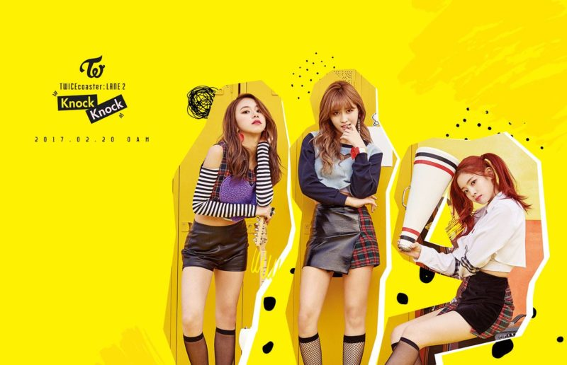 """Update: TWICE's Chaeyoung, Momo, And Dahyun Feature In New Teaser Photos For Return With """"Knock Knock"""""""