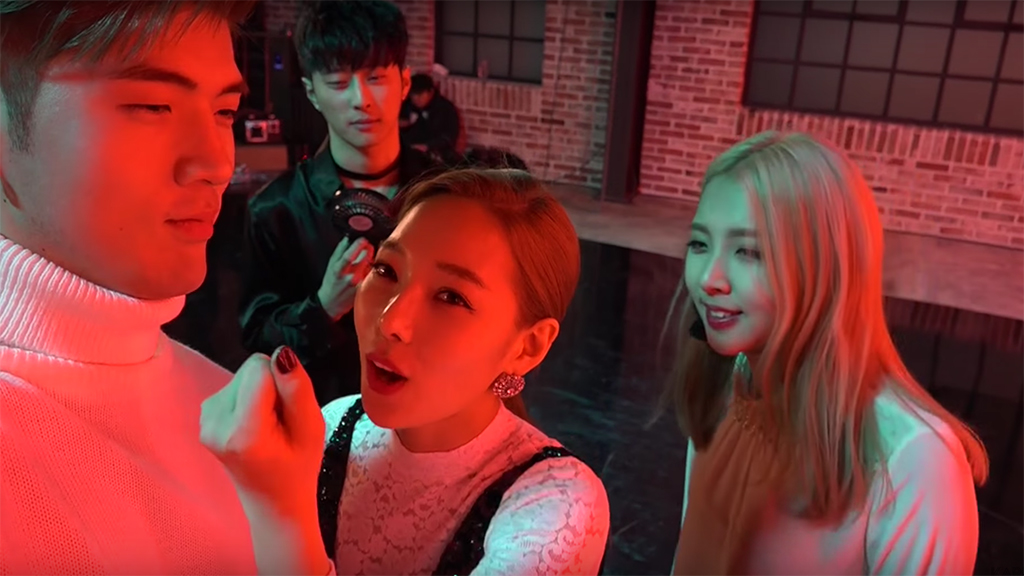 """Watch: K.A.R.D Releases Behind-The-Scenes Video Of Filming For """"Don't Recall"""" MV"""