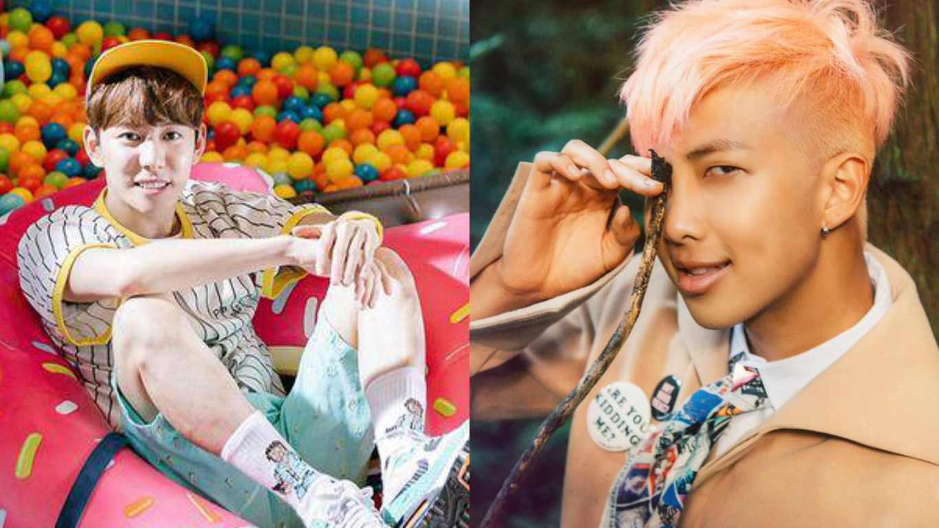 "Block B's Park Kyung Wants To Take On BTS's Rap Monster On ""Problematic Men"""