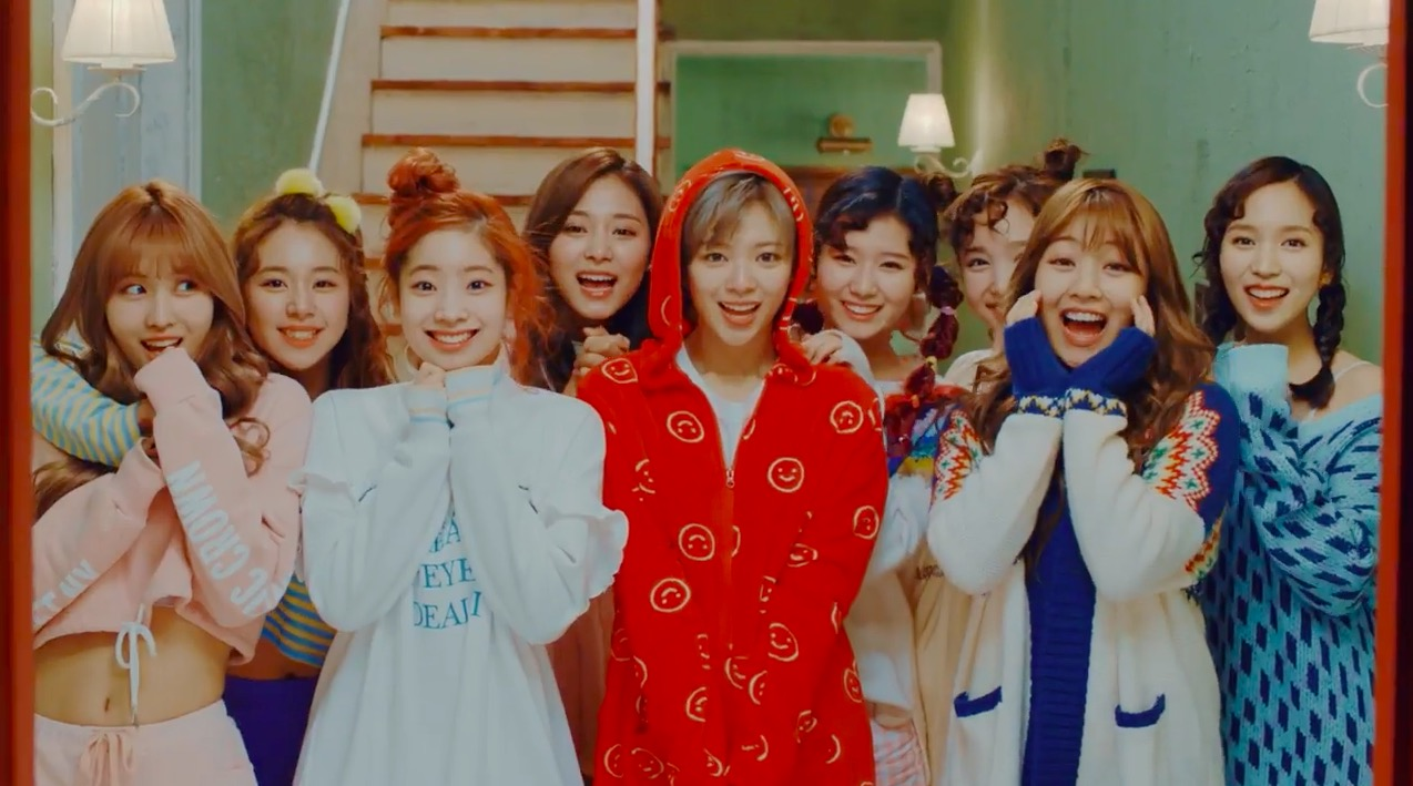 "Watch: TWICE Can't Wait To See You In ""Knock Knock"" MV Teaser"