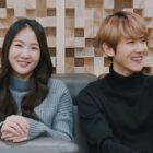 """Watch: SISTAR's Soyou And EXO's Baekhyun Take Listeners Behind The Scenes Of """"Rain"""" Recording Session"""