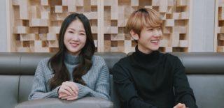 SISTAR Soyou EXO Baekhyun
