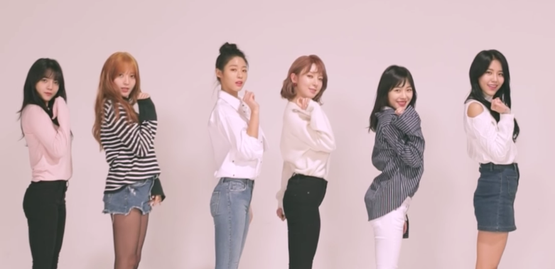 Watch: AOA Dances Short And Sweet Medley Of 5 Of Their Hit Songs