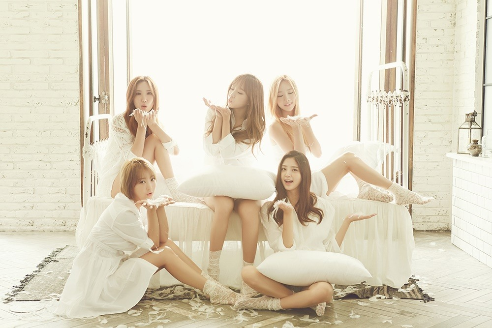 EXID Celebrates 5th Anniversary With Handwritten Letters To LEGGOs