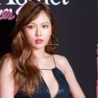 HyunA, Ga In, Hyorin, And Sojin Shine Like Diamonds At Dior Event