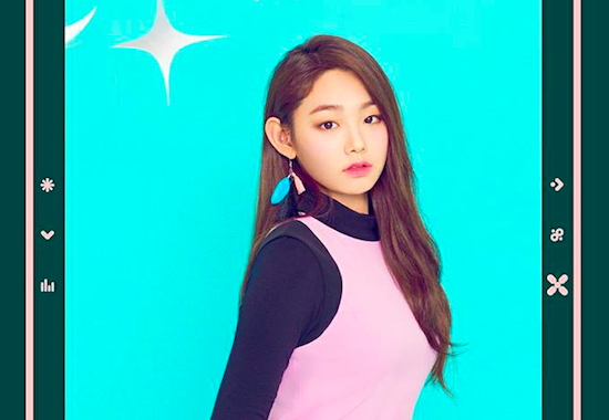 gugudan's Mina Revealed To Have Sustained A Knee Injury