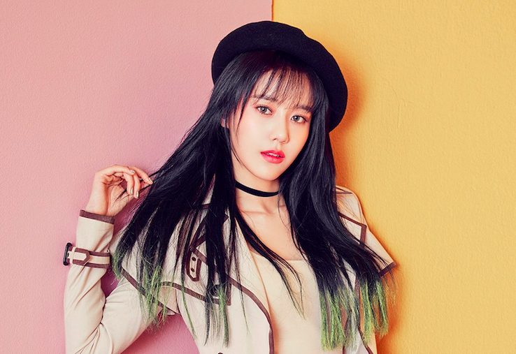 "AOA's Hyejeong To Possibly Join ""SNL Korea"" Season 9"