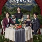 """Upcoming Drama """"Perfect Wife"""" Unveils Mysterious Poster"""