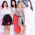 """gugudan's Kim Sejeong, Honey Lee, Sandara Park, And Lee Se Young To MC For """"Get It Beauty 2017"""""""
