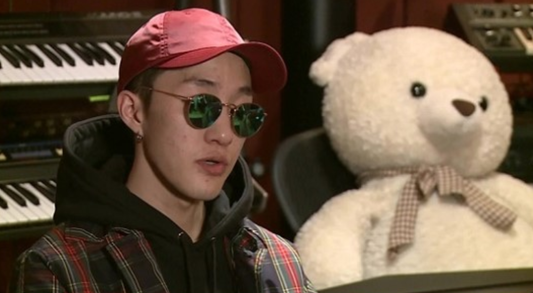 """Zion.T Is A Dedicated Workaholic On """"I Live Alone"""""""