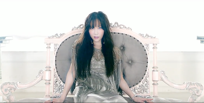 "Watch: Girls' Generation's Taeyeon Returns With Alluring Music Video For Pre-Release ""I Got Love"""