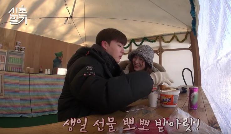 Ahn Jae Hyun And Ku Hye Sun Tease Each Other With Adorable Sweet Talk