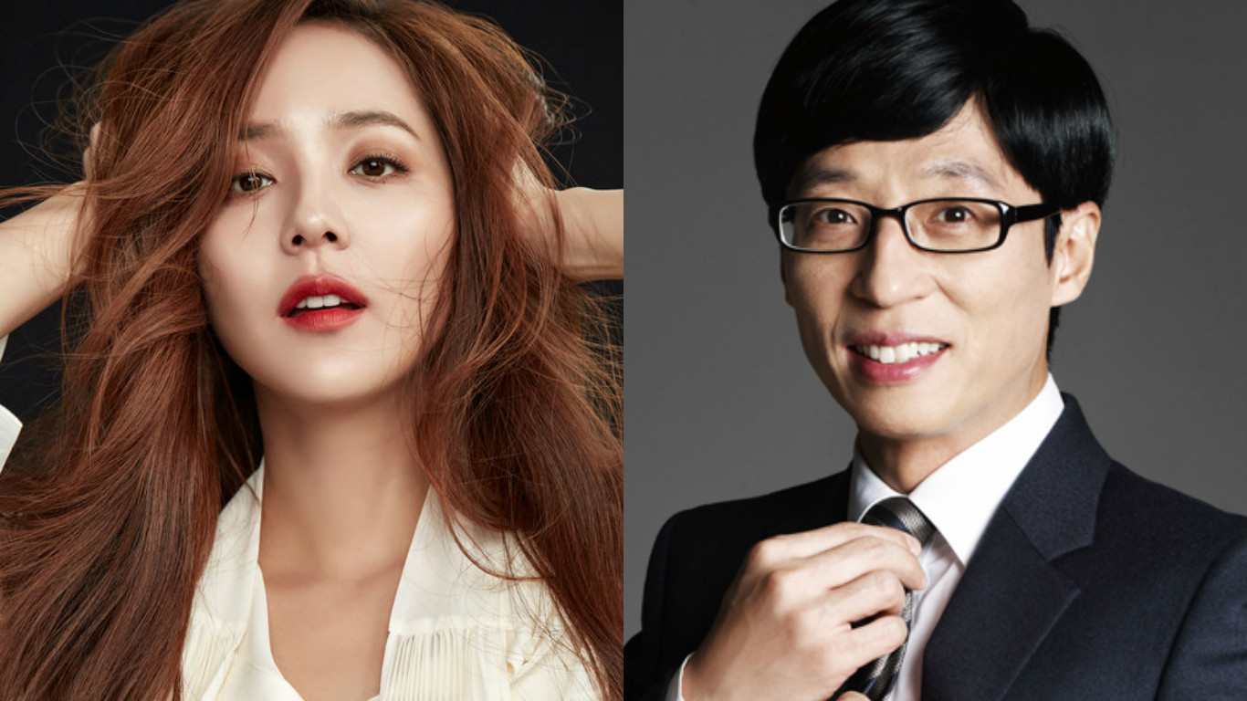 "S.E.S's Eugene And Yoo Jae Suk To Reunite As ""Happy Together"" MCs For First Time In 10 Years"
