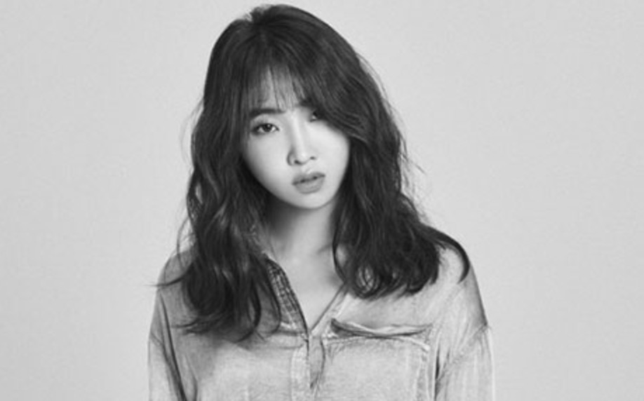gong minzy revealed to have postponed solo debut to focus on sister s slam dunk soompi gong minzy revealed to have postponed