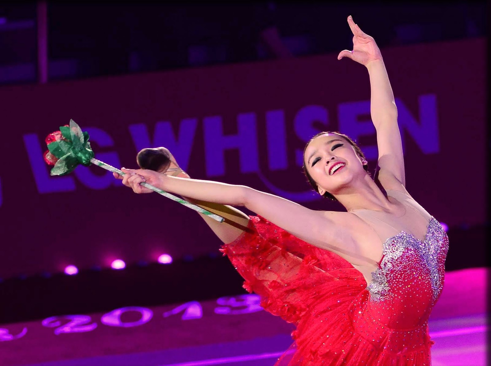 Son Yeon Jae Announces Her Retirement From Rhythmic Gymnastics