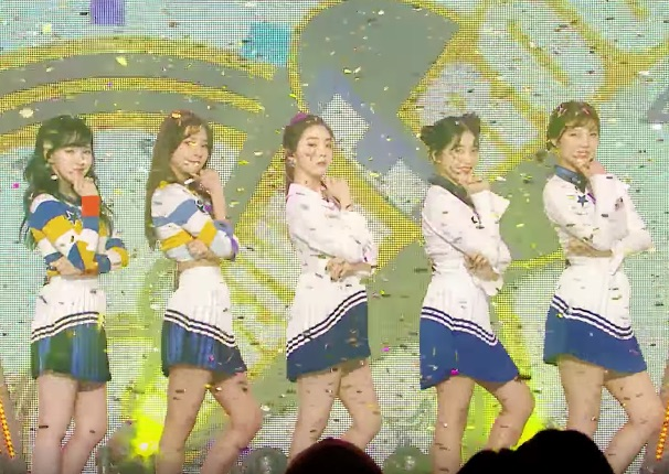 "WATCH: Red Velvet, Cosmic Girls, NCT DREAM, And More Perform On ""Music Core"""