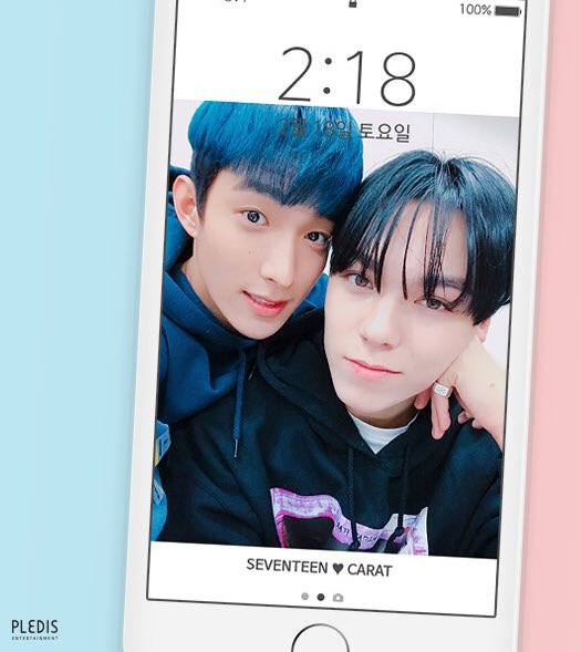 SEVENTEEN Celebrates DK And Vernon's Birthdays With Lots Of Kisses