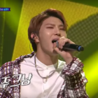 """VIXX's Leo Shows Off Unexpected Trot And Rap Skills On """"Singing Battle"""""""