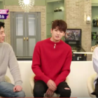 Park Seo Joon And Nam Joo Hyuk Ask Hilarious Questions To Their Friends Park Hyung Sik And Ji Soo For Their New Drama