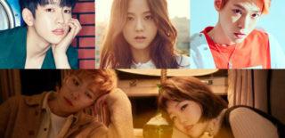 Jinyoung Jisoo Doyoung Akdong Musician