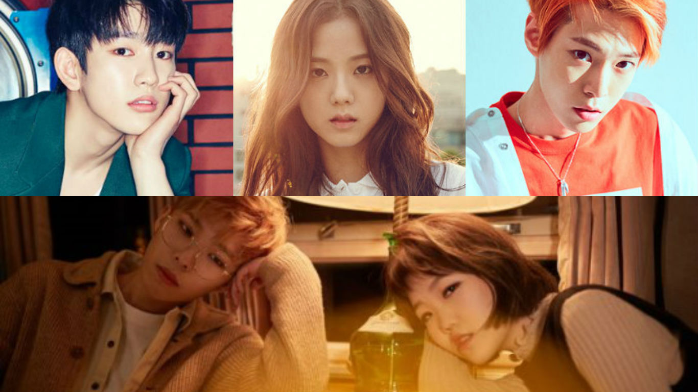 "GOT7's Jinyoung, BLACKPINK's Jisoo, NCT's Doyoung, And Akdong Musician To Perform Special ""Inkigayo"" Stage"