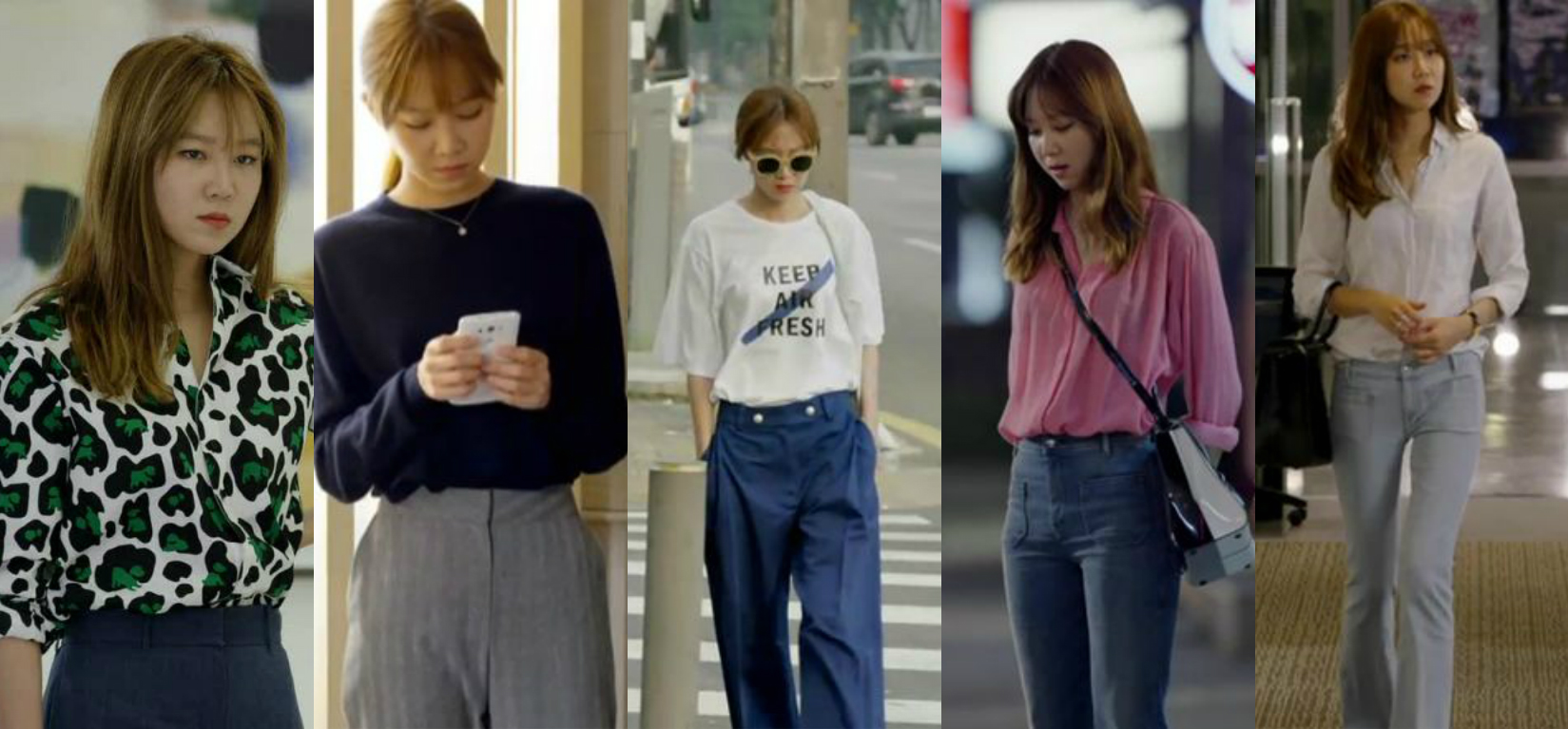 8 K-Drama Characters With The Best Fashion | Soompi