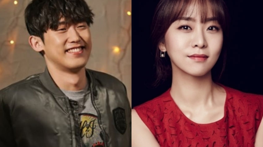 Actors Min Jin Woong And Susanna Noh Revealed To Be Dating