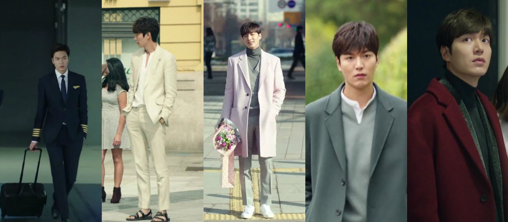 Heo Joon Jae Fashion