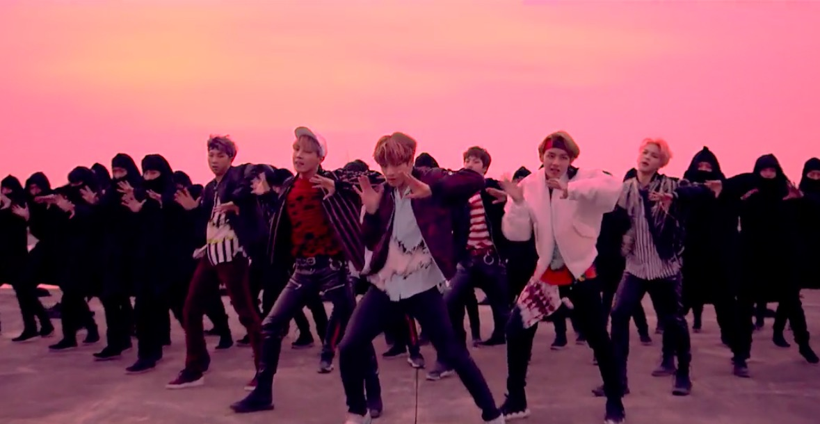 Watch Bts Releases Thrilling Not Today Mv Soompi